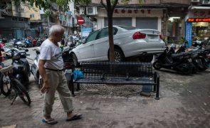 Fundação Macau concedeu mais de 60 ME aos afetados pelo tufão Hato