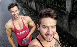 Ricardo Agostinho foi criado numa instituição com um dos irmãos