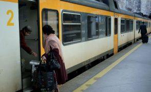 Évora protesta contra substituição de comboios Intercidades por automotoras