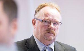 Ministro da Noruega demite-se após violar regras de segurança em viagem ao Irão