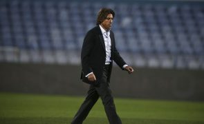 Sá Pinto assinou contrato por três temporadas com Legia Varsóvia