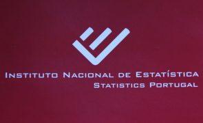 INE divulga hoje crescimento da economia que deverá ter acelerado no 2.º trimestre