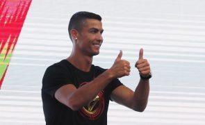 Ronaldo e Ricardinho entre os quatro portugueses nomeados para melhor golo da UEFA