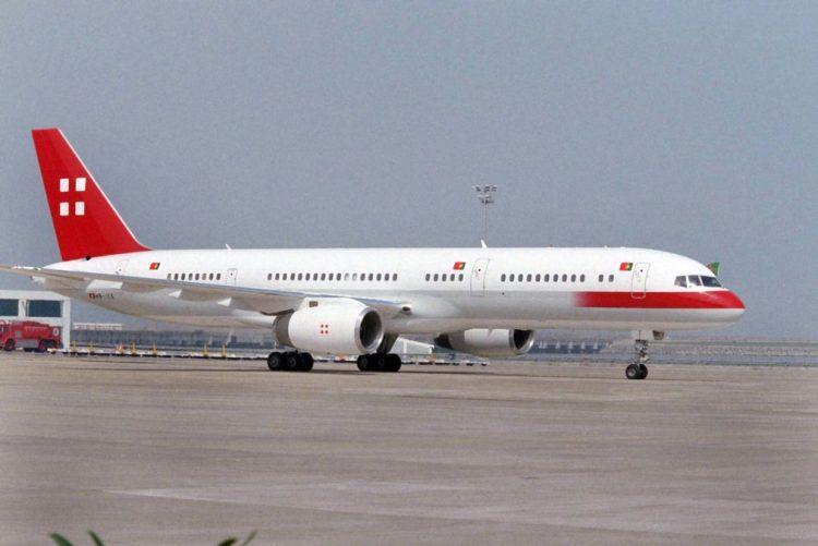 Voos cancelados e passageiros retidos no aeroporto de Macau devido a tufão