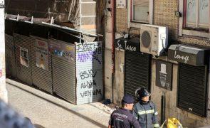 Acidente em prédio em obras provocou um morto e um ferido ligeiro em Lisboa