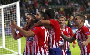 Atlético de Madrid bate Real Madrid e conquista terceira Supertaça europeia