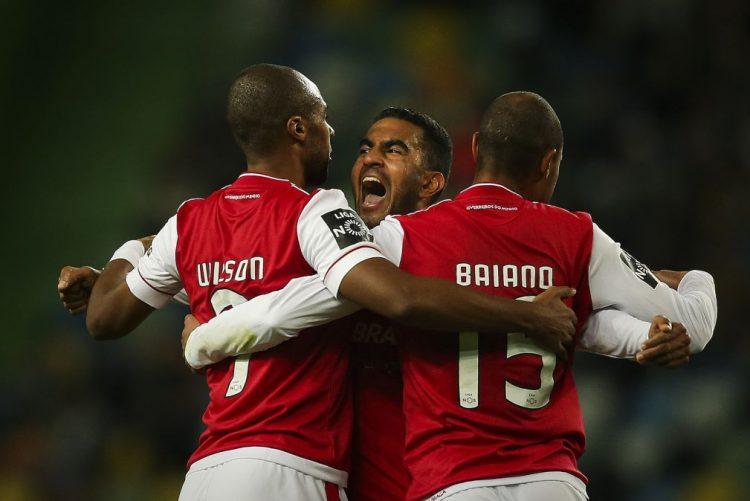 Sporting de Braga vence em Alvalade e ultrapassa Sporting no terceiro posto