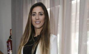 Vanessa Fernandes aceita desafio na SIC e contracena com Ricardo Carriço