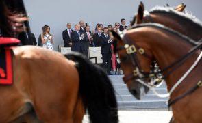 Parada militar desejada pelo Presidente dos Estados Unidos adiada para 2019