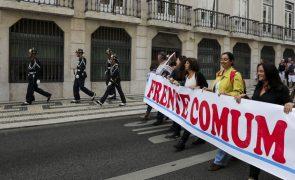 Frente Comum contra fim da reforma obrigatória aos 70 anos na Função Pública