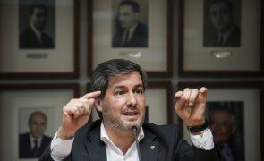 Bruno de Carvalho: «Vamos mandar a polícia identificar quem nos impede de voltar ao nosso lugar»
