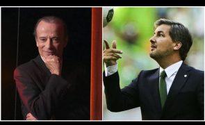 Vítor Espadinha oferece «duas bofetadas» a Bruno de Carvalho [vídeo]