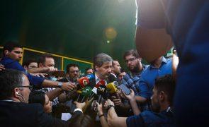 Bruno de Carvalho não acredita na realização de eleições no Sporting em 08 de setembro