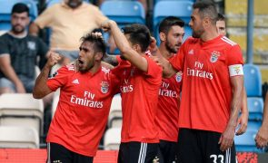 Benfica vence Boavista e soma segundo triunfo na I Liga