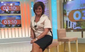 SIC ultima preparativos para despedida de Júlia Pinheiro