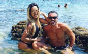 João Batista e ex-namorada fazem as pazes