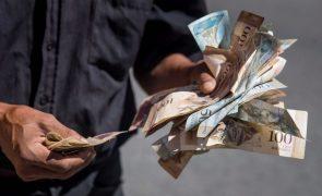 Reconversão monetária na Venezuela entra hoje em vigor e prevê duas novas moedas