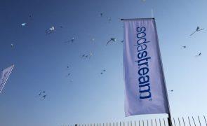 PepsiCo compra Sodastream por 2,8 mil ME