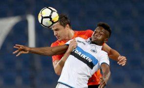 Diaby assina pelo Sporting por cinco épocas