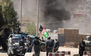 Ataque em Cabul terminou e foi reivindicado pelo grupo Estado Islâmico