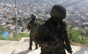 Exército do Brasil repete megaoperação em favelas do Rio de Janeiro