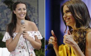 Momento de dor e angústia Sofia Ribeiro deixa mensagem tocante a Bárbara Guimarães
