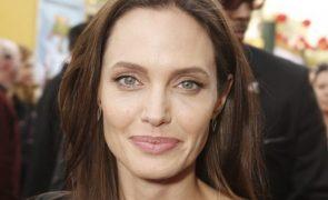 Dois anos após separação com Brad Pitt, Angelina Jolie tem novo amor
