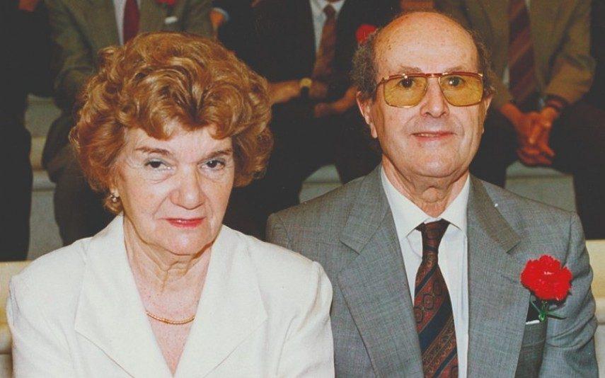 Morreu a mulher de Manoel de Oliveira