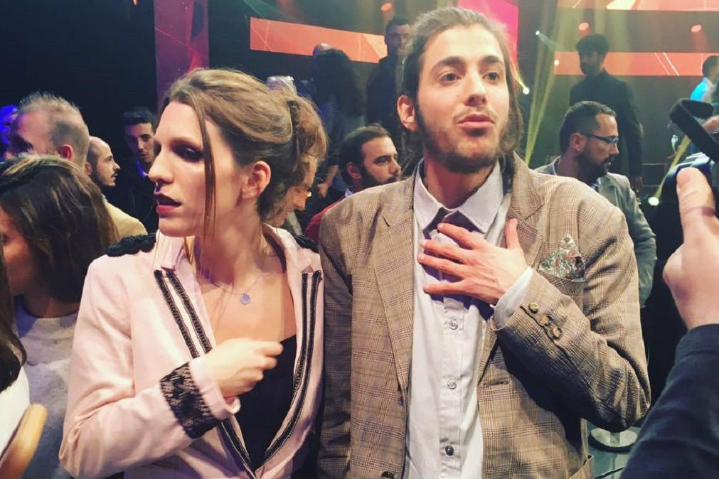 Salvador Sobral vídeo
