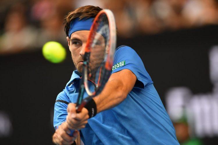 Gastão Elias cai na primeira ronda do torneio de ténis do Rio de Janeiro