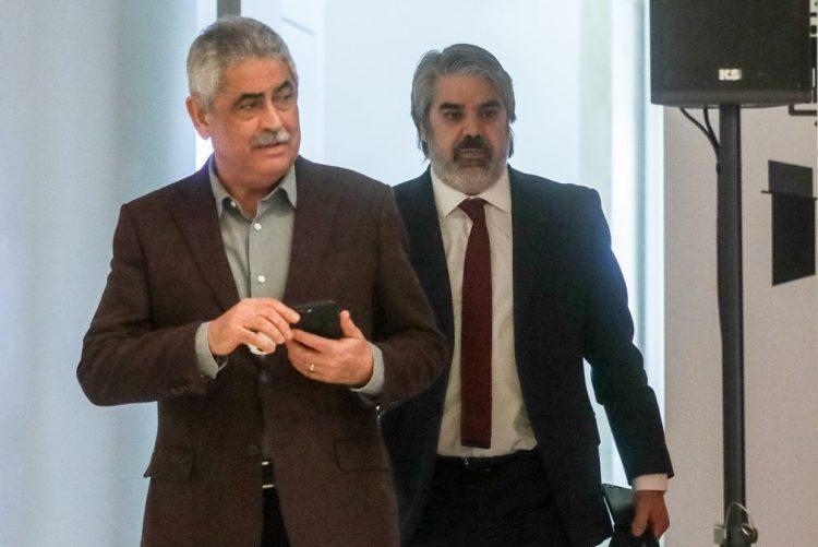 Luís Filipe Vieira sabia da entrega de benefícios a funcionários judiciais, diz a acusação