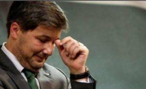 Bruno de Carvalho sobre ataque em Alcochete: «Só soube depois de acontecer»