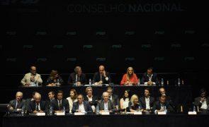 Hugo Soares foi principal crítico no Conselho Nacional do PSD, direção nega divisão