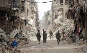 Guerra na Síria já matou mais de 360.000 pessoas