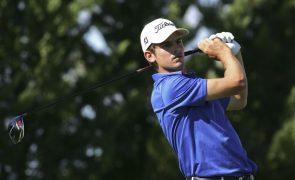 Pedro Figueiredo em sétimo lugar no Open do Cazaquistão em golfe