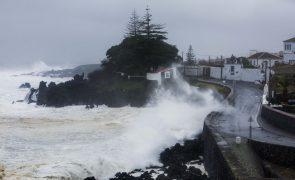ALERTA | IPMA eleva aviso de chuva em algumas ilhas do Açores