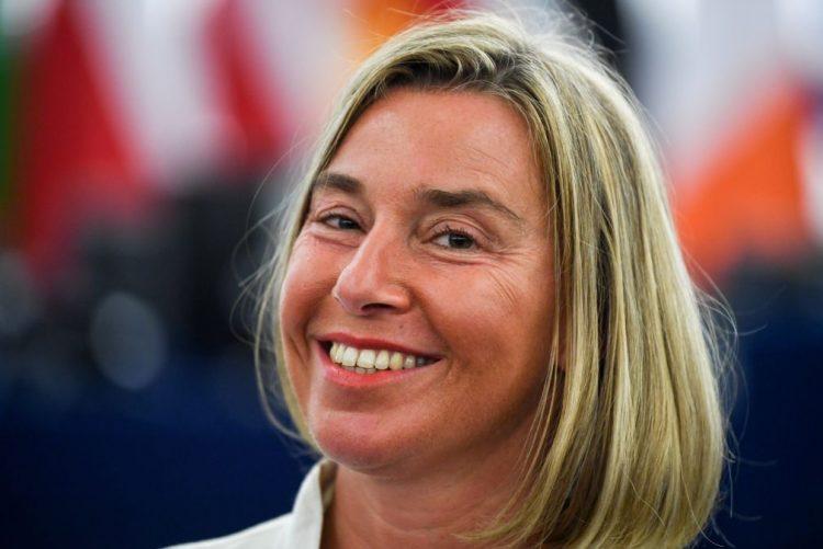 Mogherini garante que Aliança com África será prioridade até final do mandato