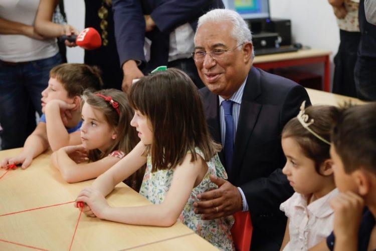 Governo anuncia que vão ser abertas 100 novas salas no ensino profissional
