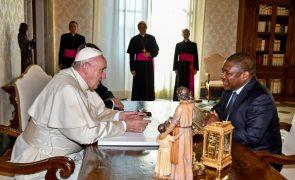 Papa Francisco poderá visitar Moçambique em 2019