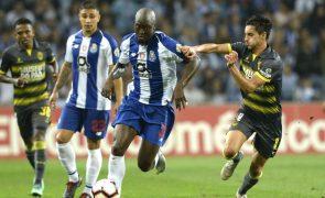 FC Porto empata com Desportivo de Chaves na estreia na Taça da Liga