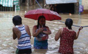 Três mulheres morrem nas Filipinas e em Taiwan devido ao furacão Mangkhut