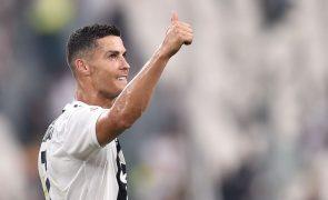 Treinador da Juventus acredita que Cristiano Ronaldo se estreará a marcar