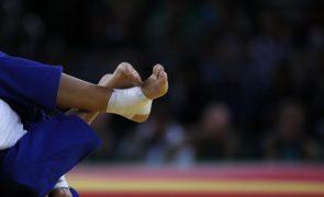 ÚLTIMA HORA: Patrícia Sampaio sagra-se campeã europeia de judo no escalão de juniores