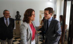 CDS pede ao Presidente da República para ouvir partidos sobre escolha do PGR