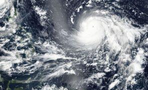 Sinal 9 de tempestade tropical em Macau, sinal máximo provável nas próximas horas