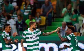 Sporting inicia a defesa da Taça da Liga frente ao Marítimo