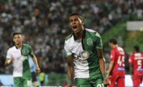 Sporting começa defesa da Taça da Liga com vitória sobre o Marítimo