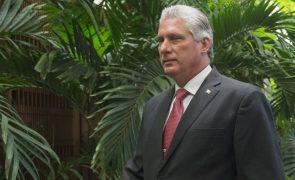 Diaz-Canal acusa Trump de esfriar as relações entre os EUA e Cuba