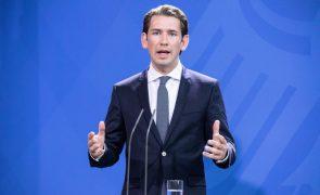 Chanceler austríaco anuncia cimeira UE-África em dezembro