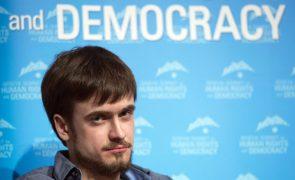 Ativista russo foi provavelmente envenenado